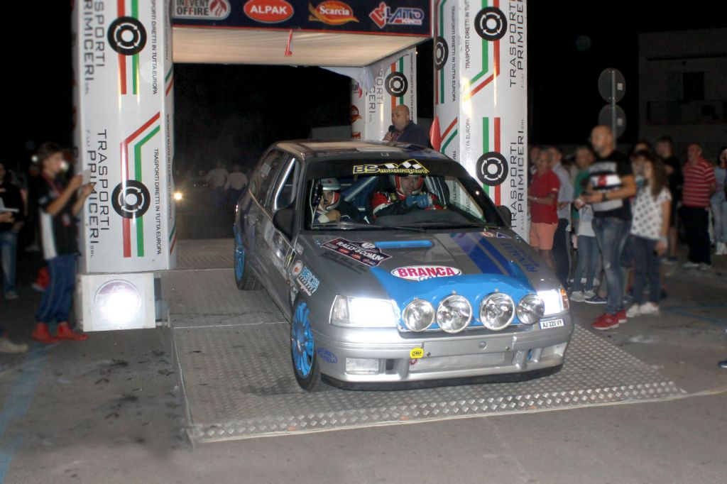 "NASCE IL 1° RALLY DAY ""TERRE DEL SALENTO"""